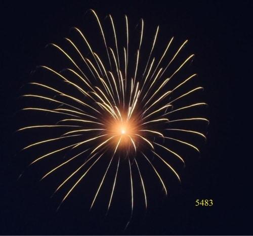 5483.Ba vòng tròn vàng chuyển mưa vàng đồng tâm Yellow & brocade parallel triple layer ring -21chemical