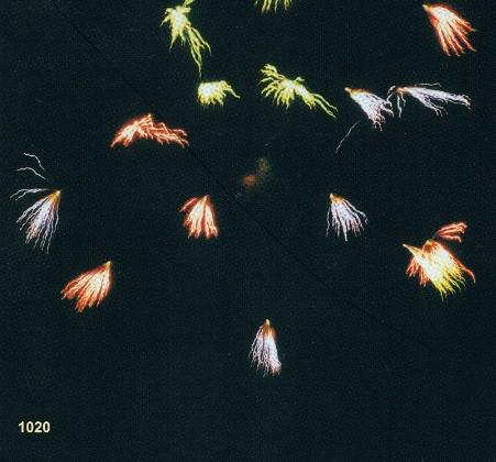 6530. Chùm hoa cúc muôn màu Variegated color thousands blooming flower chrysanthemum -21chemical