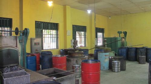 Dây chuyền các thiết bị nhiệt luyện -21chemical Lines of heat treatment equipment