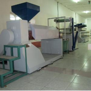 Dây chuyền sx sợi nhựa PP -21chemical - PP plastic fiber production line