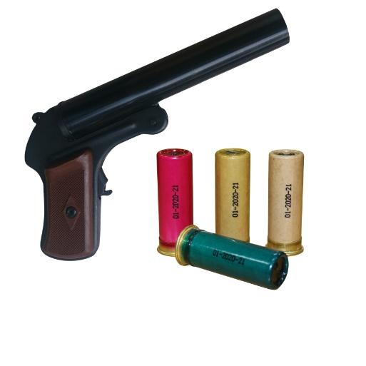 Đạn tín hiệu - súng bắn đạn tín hiệu