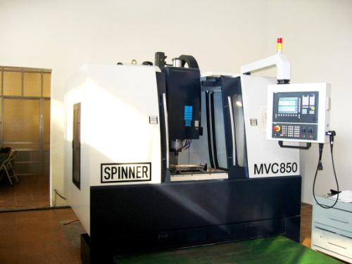 Máy phay MVC610 -21chemical - Milling machine MVC610